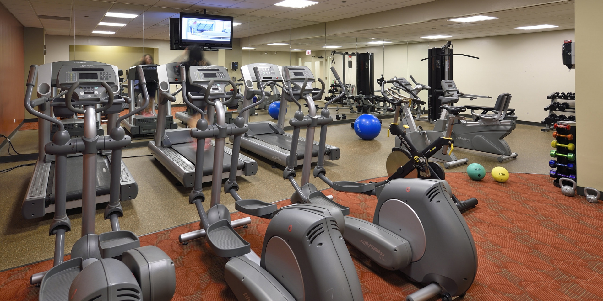 Crossings - fitness centre - Adventus Realty