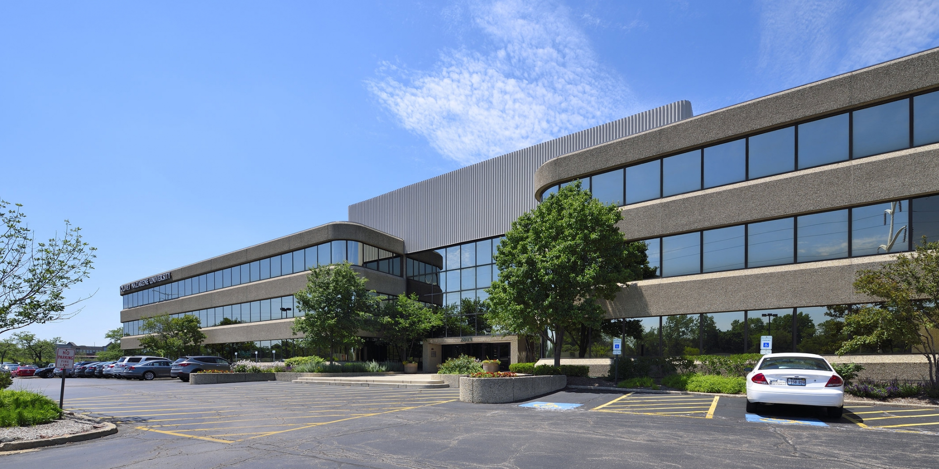 Oak Brook - front view - Adventus Realty